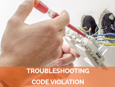 Troubleshooting-Code-Violation
